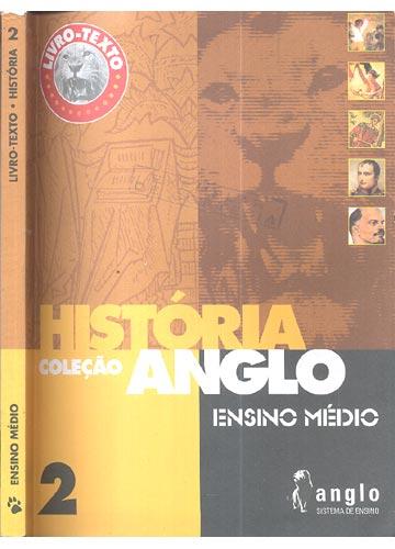Livro Texto - História - Volume 2