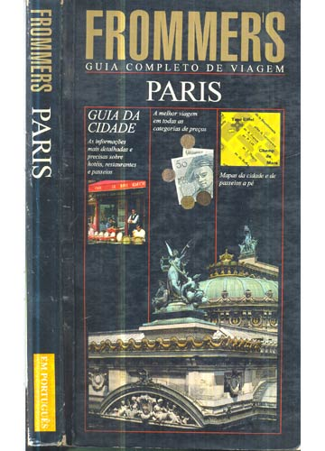 Frommer's Paris
