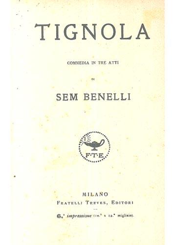 Tignola