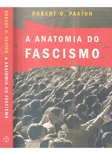 Livro - A Anatomia do Fascismo - Sebo do Messias