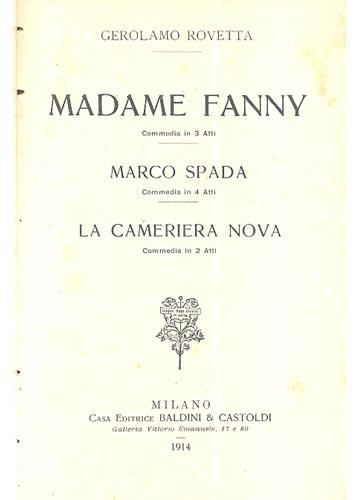 Madame Fanny