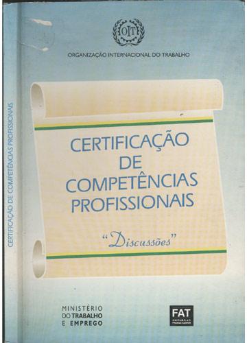 Certificação de Competências Profissionais