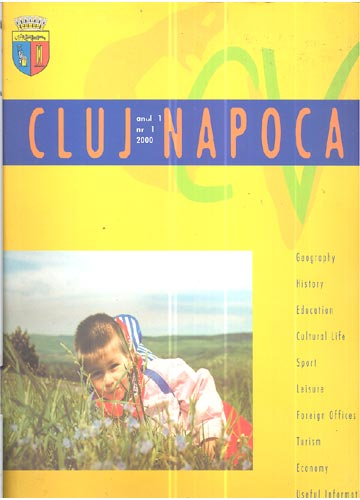 Cluj-Napoca CV - Anul 1 - Nr. 1