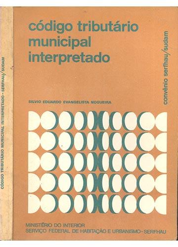 Código Tributário Municipal Interpretado