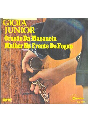 Giola Junior - Oração da Maçaneta - *Compacto*