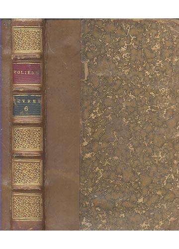 Oeuvres Complètes de Molière - Volume 6