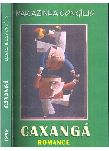 Caxangá - Com Dedicatória da Autora