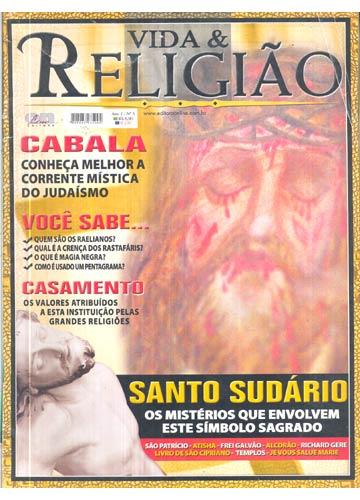 Vida e Religião - Ano 1 - Nº.03 - Santo Sudário