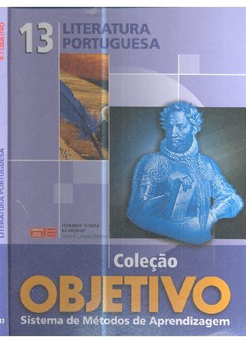 Literatura Portuguesa - Livro 13