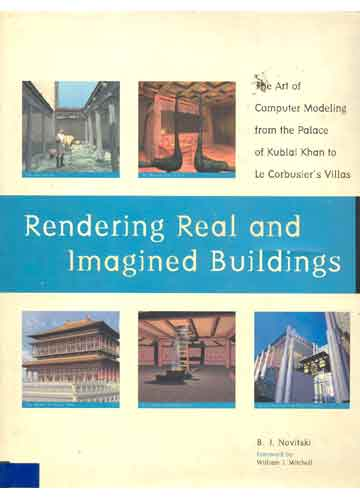 Rendering Real and Imagined Buildings - Não consta CD nesta Obra