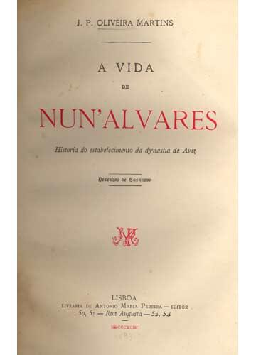 A Vida de Nun'Alvares