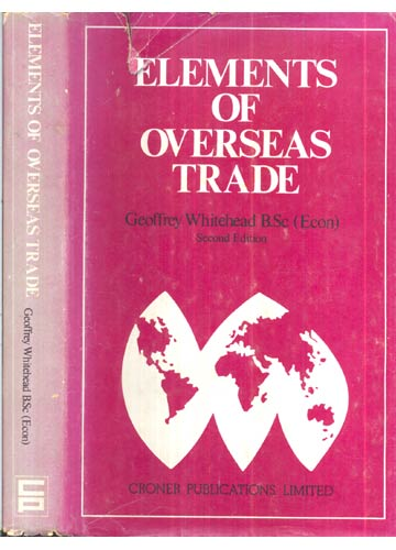 Elements of Overseas Trade