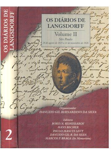 Os Diários de Langsdorff - Volume 2