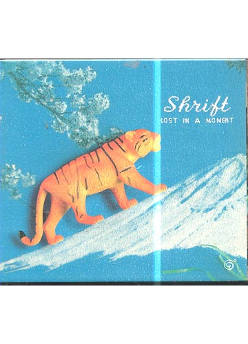 Shrift - Lost In a Moment *digipack*