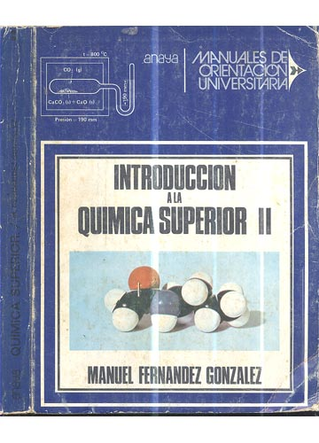 Introduccion a la Quimica Superior II