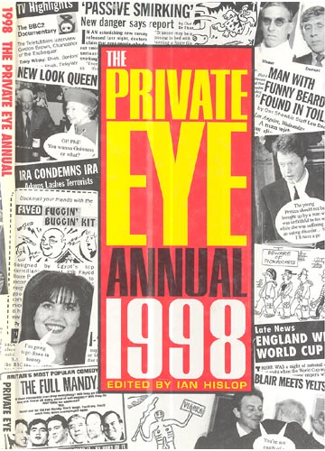 The Private Eye - Annual 1998