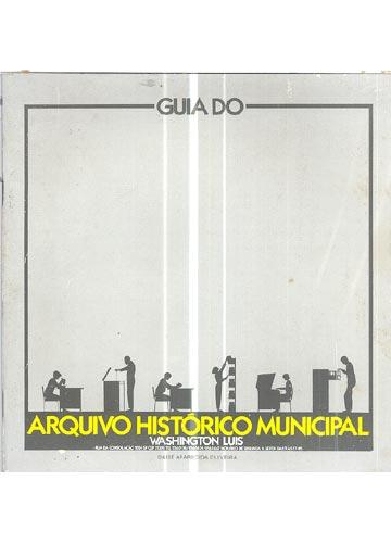 Guia do Arquivo Histórico Municipal