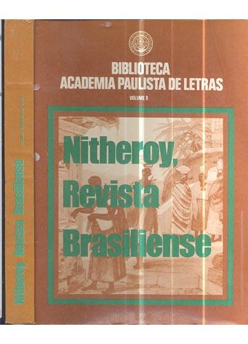 Nitheroy -  Revista Brasiliense Tomo 1 Nº 2