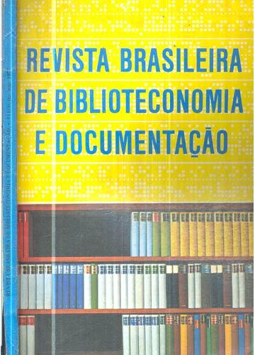 Revista Brasileira de Biblioteconomia e Documentação - V. 9- N. 1/3 Janeiro / Março 1977