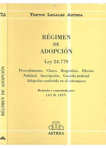 Régimen de Adopción