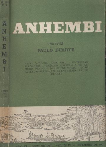 Anhembi - Nº 130 - Volume XLIV