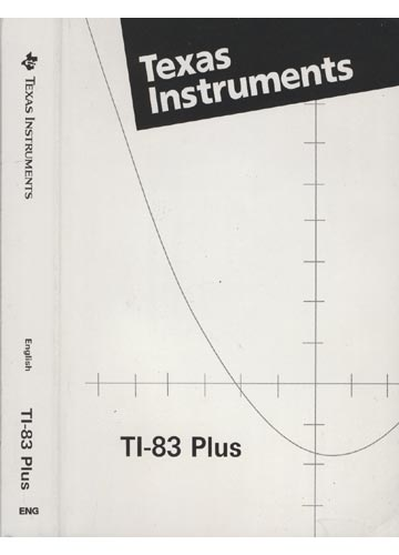 Texas Instruments -  TI-83 Plus