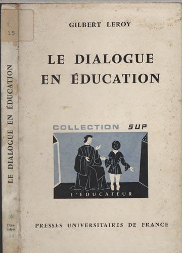 Le Dialogue en Éducation