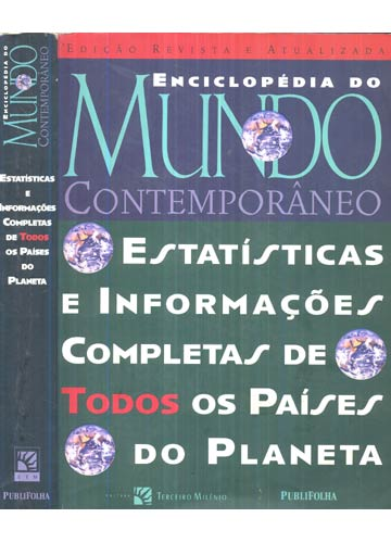 Enciclopédia do Mundo Contemporâneo
