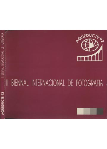 Aqüeducte 92 - II Biennal Internacional de Fotografía