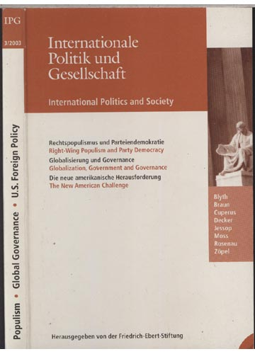 Populism - Global Governance - U.S. Foreign Policy - Internationale Politik und Gesellschaft