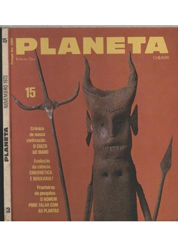 Planeta - Nº.15