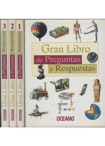 Gran Libro de Preguntas y Respuestas - 3 Volumes