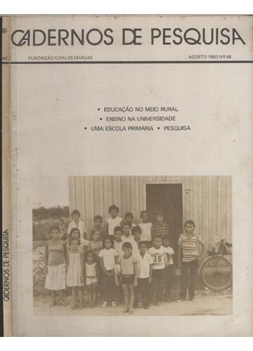 Cadernos de Pesquisa - N°.46 - Agosto 1983