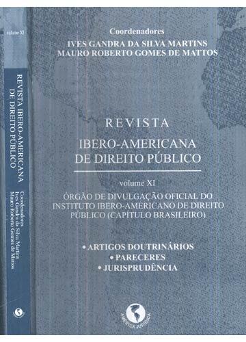 Revista Ibero-Americana de Direito Público - Volume XI