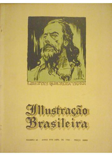 Illustração Brasileira - Ano 1940 - Nº.60 (Abril)