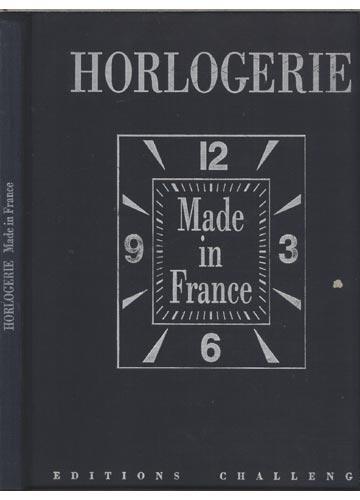 Horlogerie - Made in France