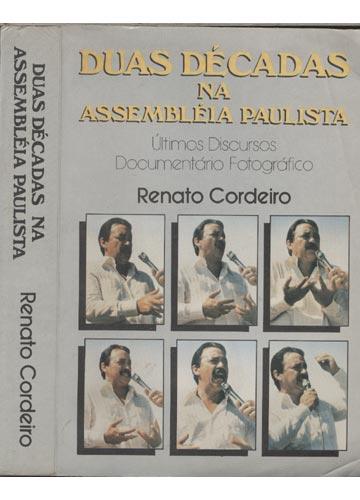 Duas Décadas na Assembléia Paulista
