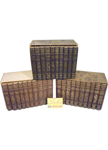 Coleção Obras de Karl May - 30 Volumes