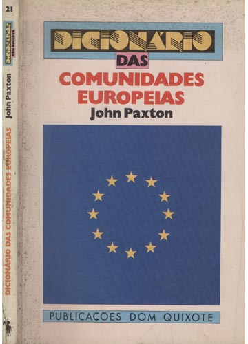 Dicionário das Comunidades Europeias