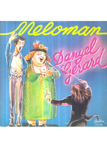 Daniel Gérard - Meloman *Compacto*