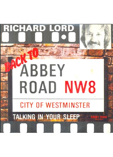 Richard Lord - Back to Abbey Road *Compacto*