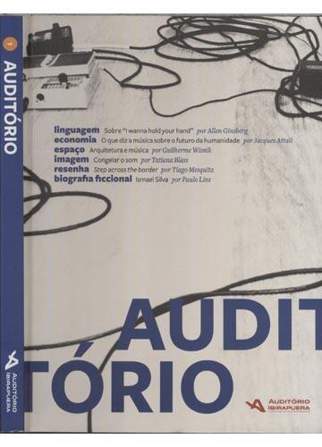 Auditório - Volume 1