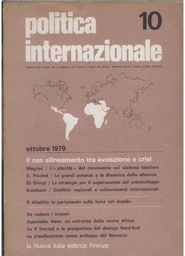 Politica Internazionale - 10-1979