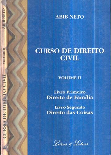 Curso de Direito Civil - Volume II