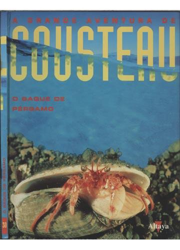 O Saque de Pérgamo - A Grande Aventura de Cousteau - nº 30