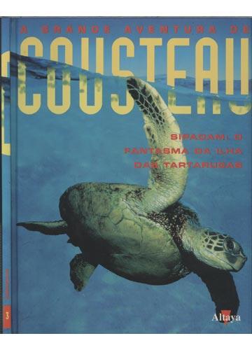 Sipadam - A Grande Aventura de Cousteau - Volume - nº 3