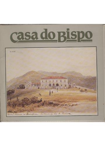 Casa do Bispo - Livro em Formato de Prachas
