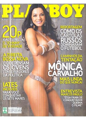 Play boy monica carvalho