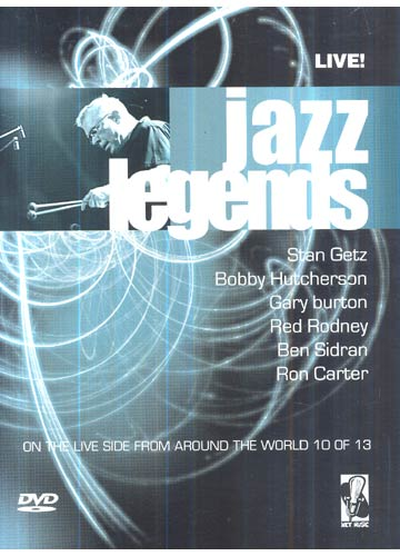 Jazz Legends Live! Vol.10 *digipack*