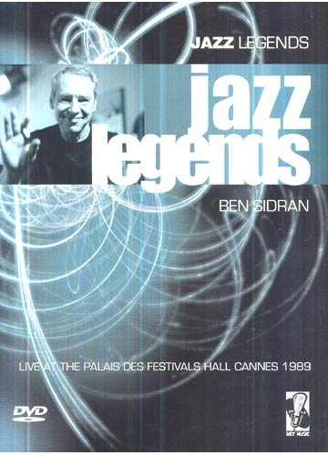 Jazz Legends - Ben Sidran *digipack*